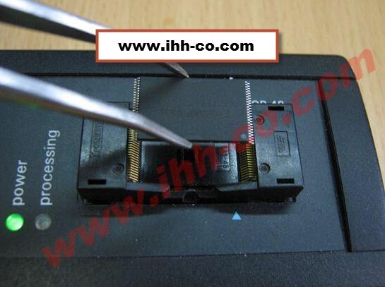 بازیابی اطلاعات با pc3000