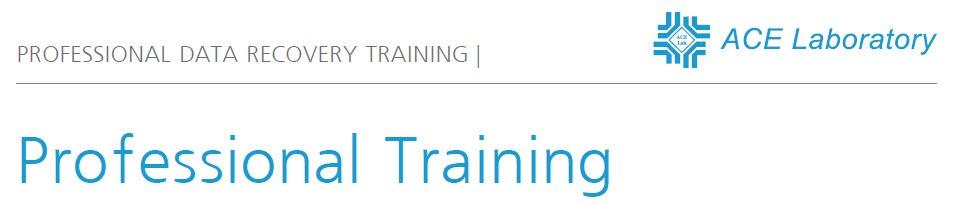ACE Lab Training