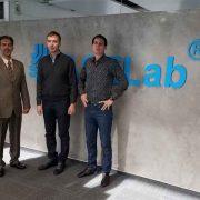 افتتاح دفتر جدید ACE Lab