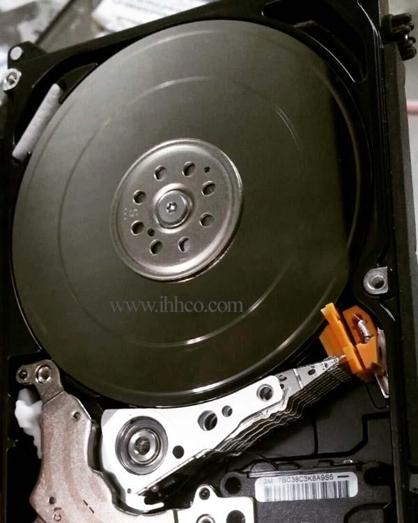 خرابی پلتر هارد دیسک