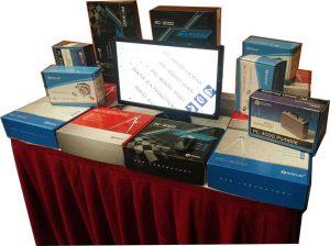قابلیت های PC-3000