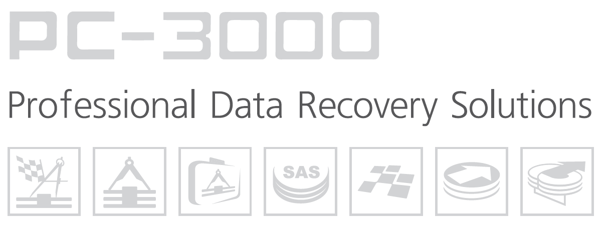 PC-3000 HDD Recovery