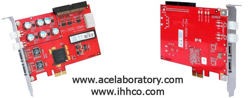 دستگاه بازیابی اطلاعات PC-3000 UDMA