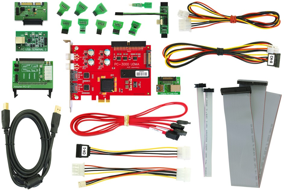 کیت PC-3000 UDMA