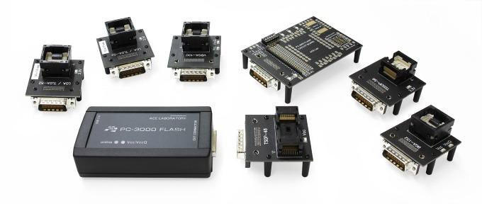 پی سی سه هزار فلش PC-3000 Flash