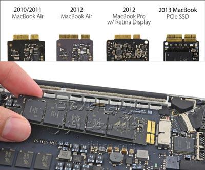 بازیابی اطلاعات مک اپل