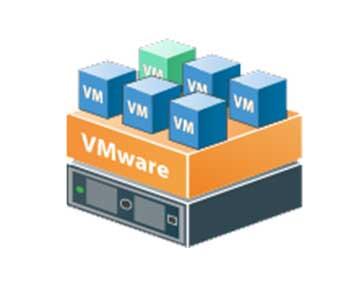 بازیابی اطلاعات ماشین مجازی سرور