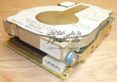 IDE بازیابی اطلاعات هارد خانه سخت افزار