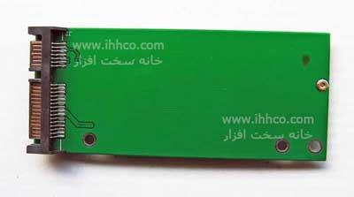 تبدیل هارد SSD Zenbook به SATA