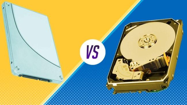 مقایسه HDD و SSD؛کدام یک بهتر است؟