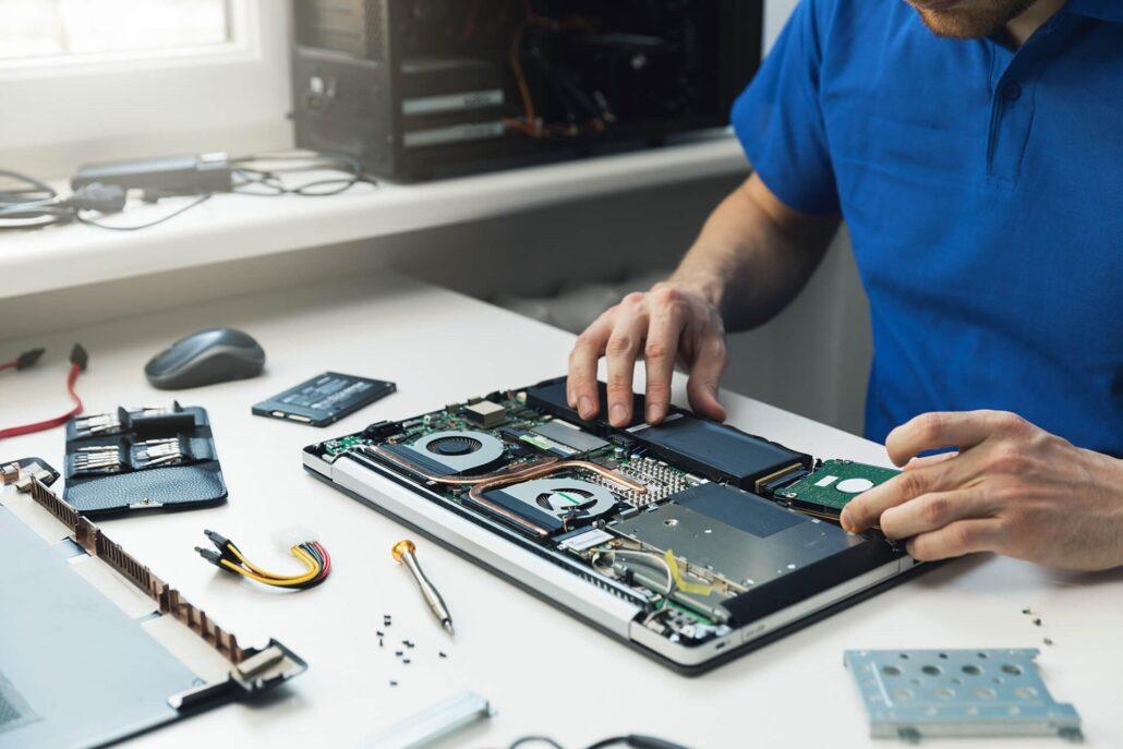 تعمیر لپ تاپ با تحویل فوری | مرکز تخصصی تعمیرات لپ تاپ