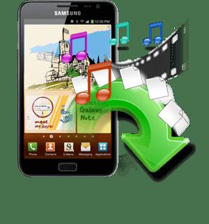 بازیابی اطلاعات از موبایل
