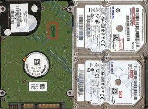 برد هارد سامسونگ Samsung PCB